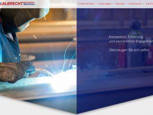 Bild zum Artikel: Stahlbau aus Meisterhand: Schlosserei Albrecht Metallbau GmbH in Göttingen
