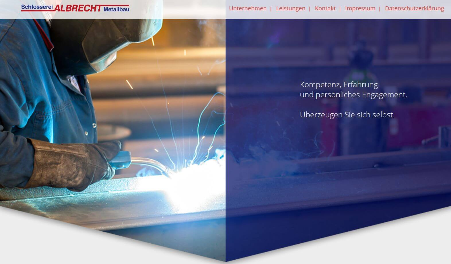 Image of Individuelle Maßanfertigungen aus Metall: Schlosserei Albrecht Metallbau GmbH in Göttingen