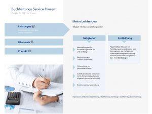 Bild zum Artikel: Gewissenhafte Buchhaltung in Hamburg: Buchhaltungsservice Beate Hinsen