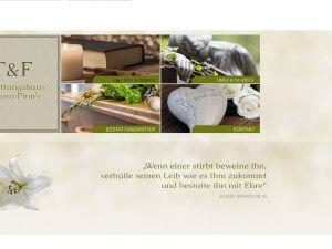 Bild zum Artikel: Gefühlvolle Trauerrednerin in Weißenfels und Hohenmölsen: T & F Bestattungshaus Tamara Pintér