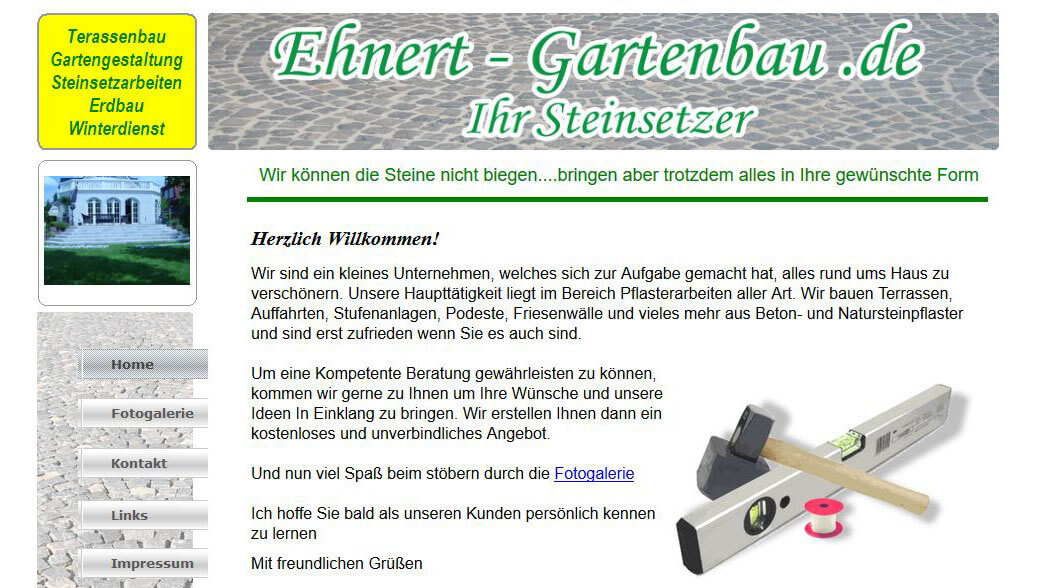 Image of Individuelle Pflasterarbeiten aller Art: Ehnert Gartenbau in Hamburg
