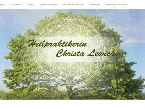 Bild zum Artikel: Naturheilpraxis Christa Lewicki: ganzheitlich orientierte Heilpraktikerin in Bottrop