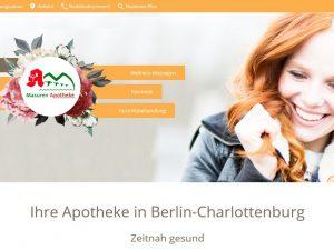 Bild zum Artikel: Apotheke mit Wellnessfaktor in Berlin-Charlottenburg: Masuren-Apotheke, Jutta Krebs e.K.
