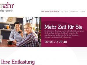 Bild zum Artikel: Individuelle Steuerkonzepte: Steuerberaterin Roswitha von Ehr in Langen