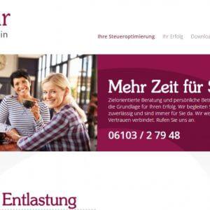 Image of Engagierte Start-up-Beratung in Langen: Steuerberaterin Roswitha von Ehr