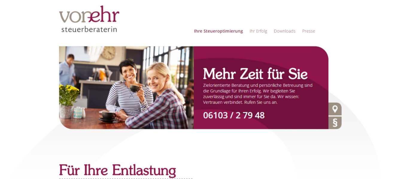 Image of Zuverlässige Finanzbuchhaltung in Langen: Steuerkanzlei Roswitha von Ehr