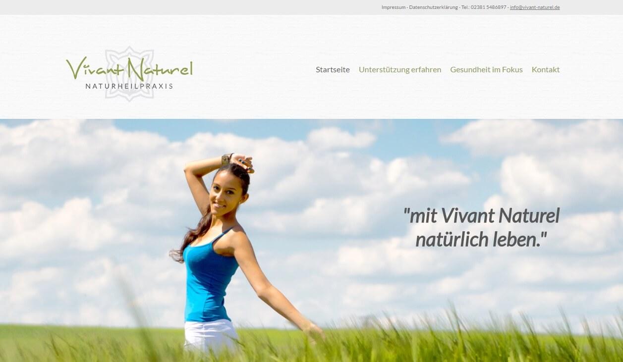 Image of Naturheilpraxis Vivant Naturel in Hamm