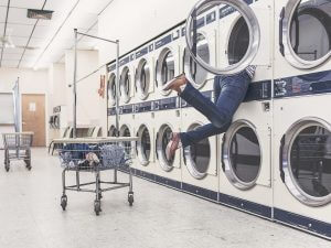 Bild zum Artikel: Hauswäscherei mit Tradition: Wäscherei und Heißmangel Seibt in Herrnhut