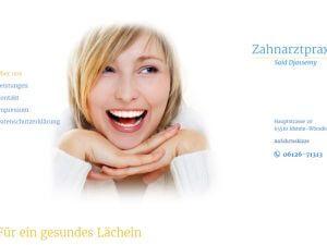 Bild zum Artikel: Hochwertige zahnmedizinische Behandlungen: Zahnarzt Said Djassemy in Idstein