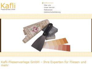 Bild zum Artikel: Erfahrener Fliesenlegermeister aus dem Raum Lübeck: Kafli-Fliesenverlege GmbH in Eutin