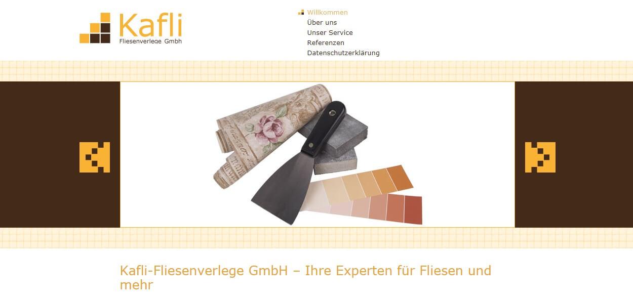Image of Erfahrener Fliesenlegermeister aus dem Raum Lübeck: Kafli-Fliesenverlege GmbH in Eutin
