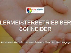 Bild zum Artikel: Hochwertige Lackierarbeiten in Bonn: Malermeisterbetrieb Bernd Schneider