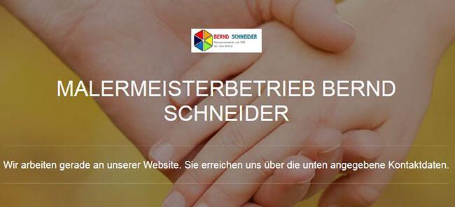 Image of Malermeister aus Leidenschaft: Malermeisterbetrieb Bernd Schneider in Bonn