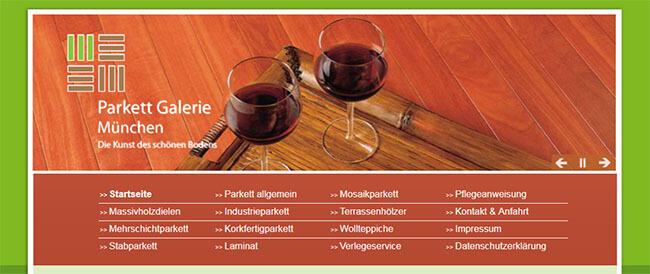 Image of Hochwertige Parkettböden: Parkett Galerie München GmbH