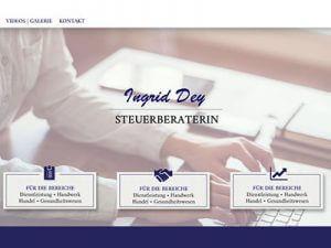 Bild zum Artikel: Zuverlässige Steuerberatung in Essen: Steuerberaterin Ingrid Dey