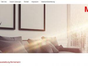 Bild zum Artikel: Innovativer Raumgestalter: Raumausstattung Bornemann in Ahlen