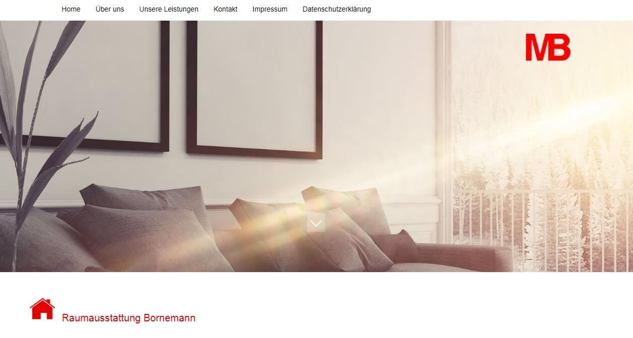 Moderne Wohnkultur: Raumausstattung Bornemann in Ahlen