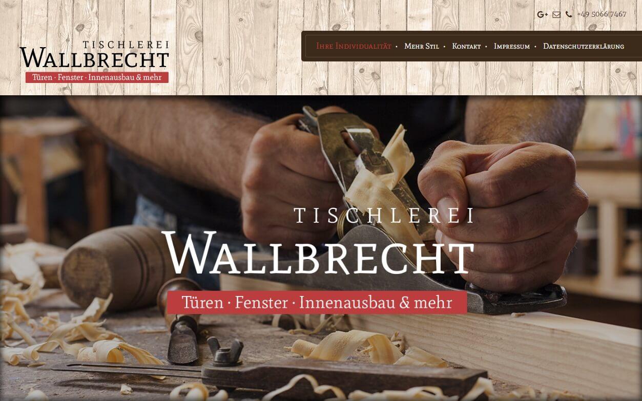 Image of Maßanfertigungen nach Kundenwunsch: Tischlerei Wallbrecht in Sarstedt aus dem Großraum Hannover