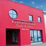 Das Kosmetikstudio Nails & More Ellen Ritz in Wittlich von außen