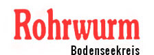 Rohrwurm Bodenseekreis
