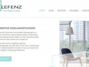 Bild zum Artikel: Maßgeschneiderte Lösungen aus Glas: Glaserei Klefenz in Rauenberg