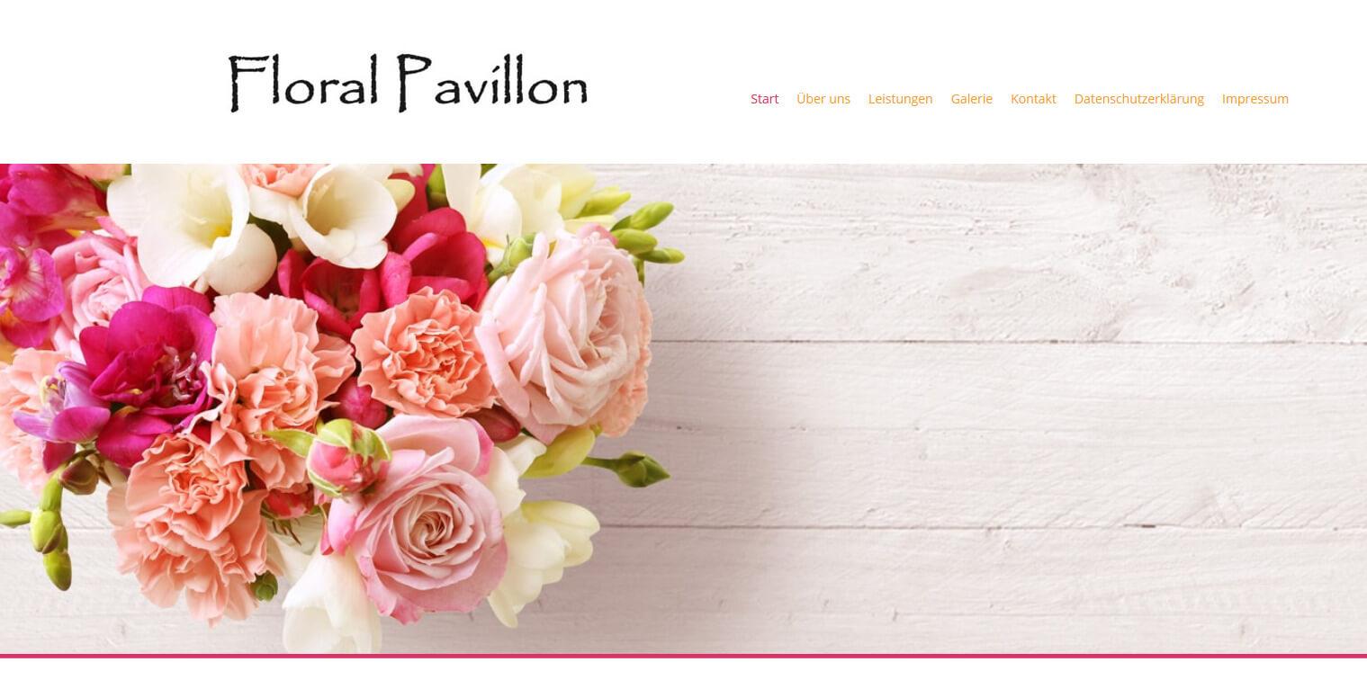 Image of Exklusive Blumenvielfalt: Blumenladen Floral Pavillon in Berlin-Zehlendorf