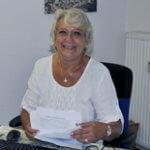 Birgit Keppel Geschäftsführerin der Ökunomischen Sozialstation in Wörth