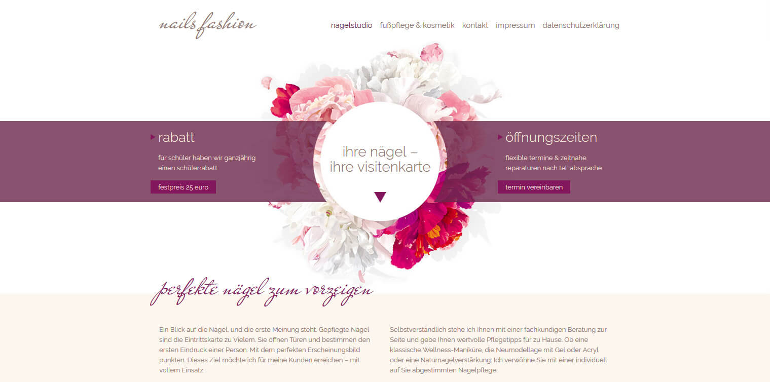 Image of Aktuelle Nageltrends: Nagelstudio Nailsfashion Karin Riehl in Taunusstein