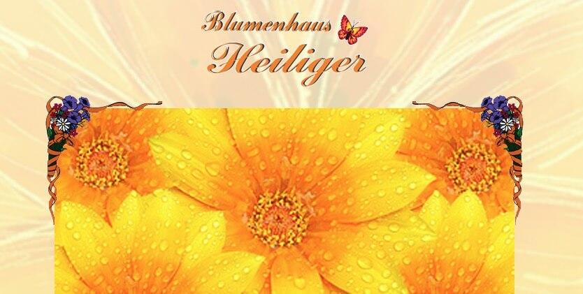 Image of Traditionsreicher Blumenladen in Köln: Natur pur im Blumenhaus Heiliger
