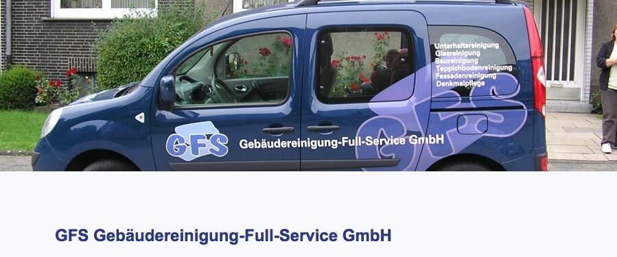 Image of GFS Gebäudereinigung-Full-Service GmbH: Gründliche Treppenhausreinigung in Essen