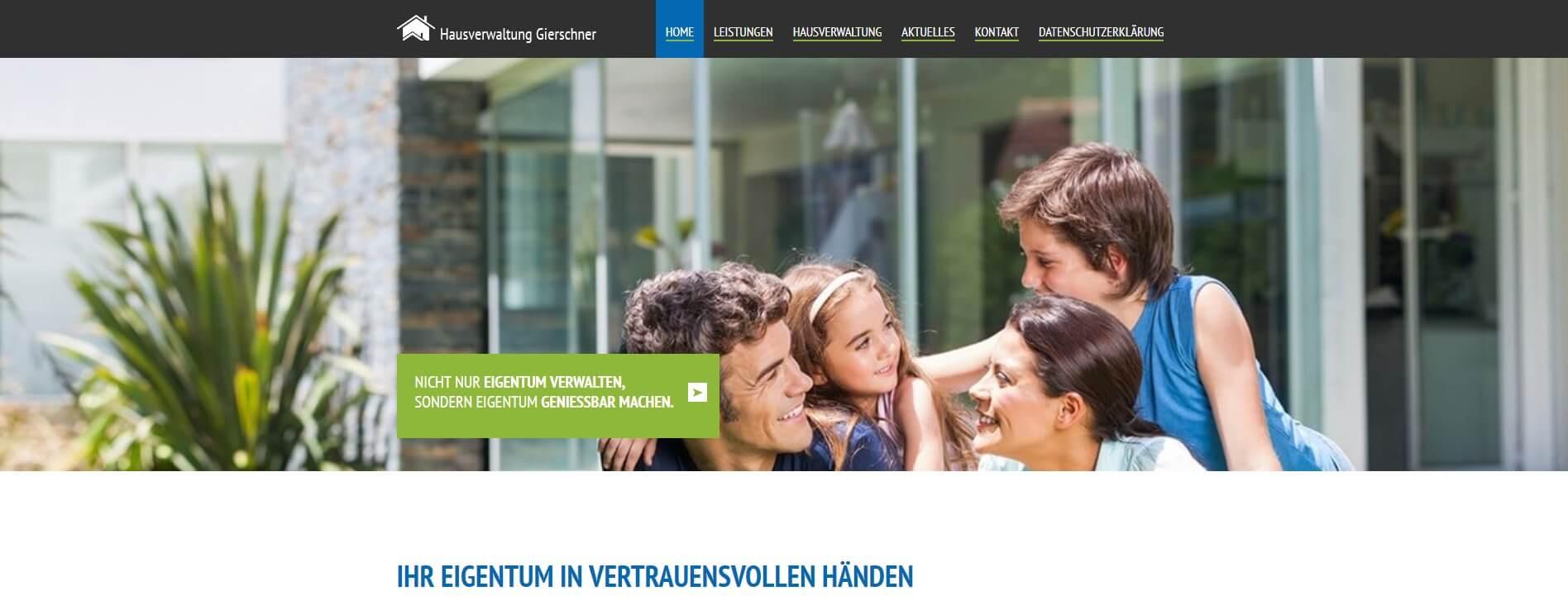 Image of Erfahrung, Kompetenz, Professionalität: Hausverwaltung Gierschner in Hungen