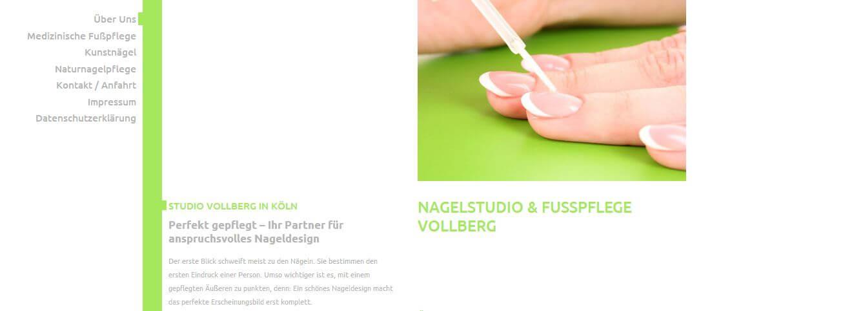 Image of Natürlich schön: Fingernagelstudio & Fußpflegesalon Vollberg in Köln