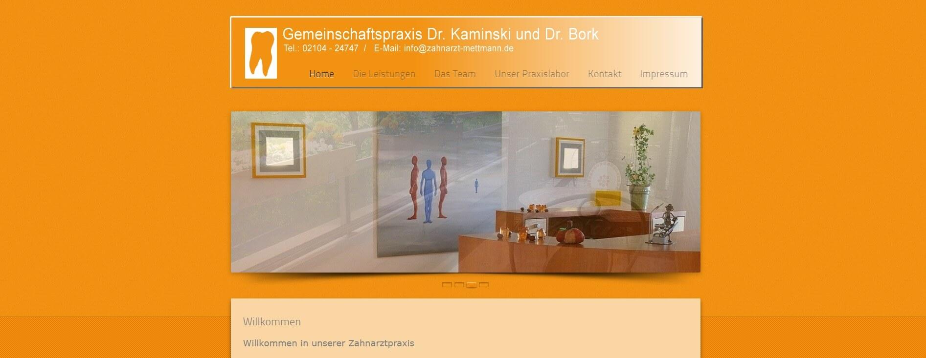 Image of Zahnarztpraxis Dr. Kaminski & Dr. Bork in Mettmann