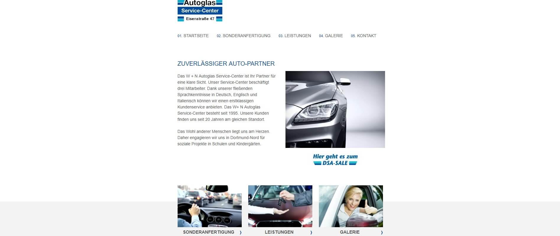 Image of W + N Autoglas-Service GmbH in Dortmund