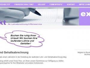 Bild zum Artikel: Moderner Büroservice in Frankfurt am Main: ex/akt Büroservice Gundula Sziemant-Pulver