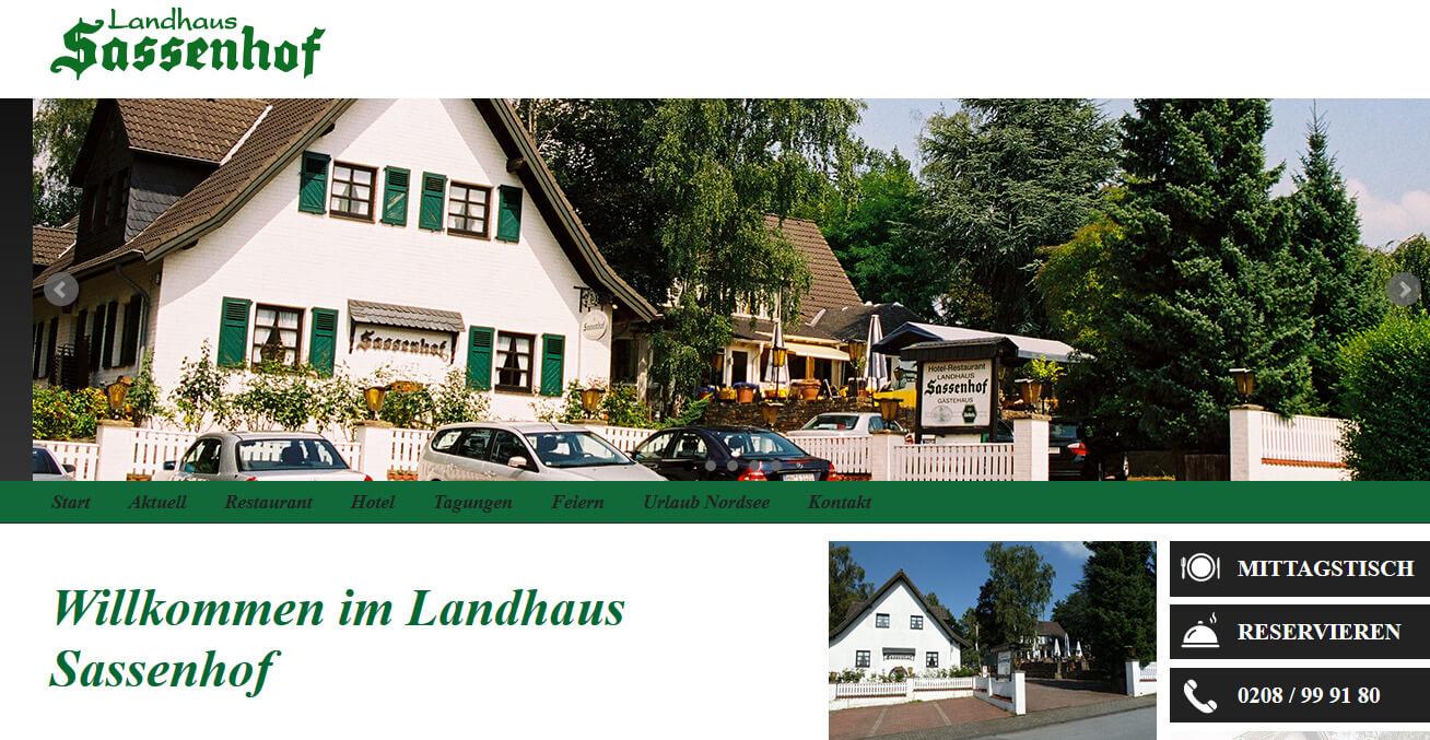 Image of Hotel-Restaurant Landhaus Sassenhof in Mülheim an der Ruhr