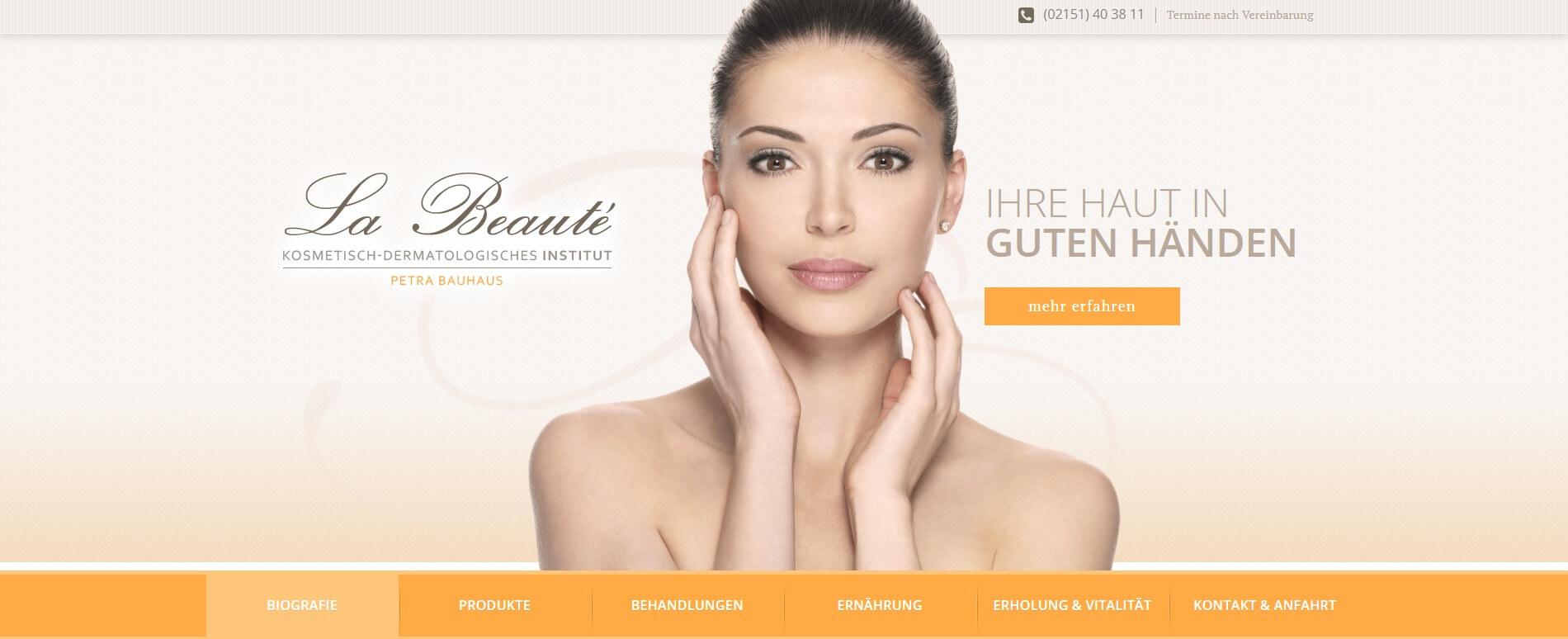 Image of La Beauté Kosmetikinstitut in Duisburg