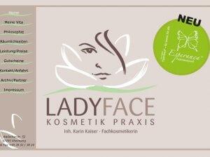 Bild zum Artikel: Ladyface Kosmetikpraxis in Rheinberg