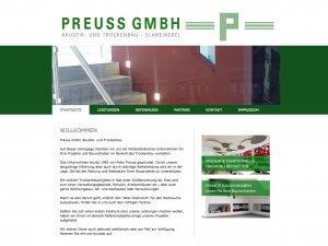Bild zum Artikel: Preuss GmbH in Rheinberg