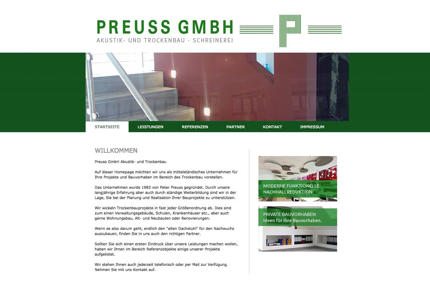 Image of Preuss GmbH in Rheinberg