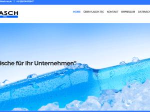 Bild zum Artikel: Flasch-Tec GmbH i.G. in Darmstadt