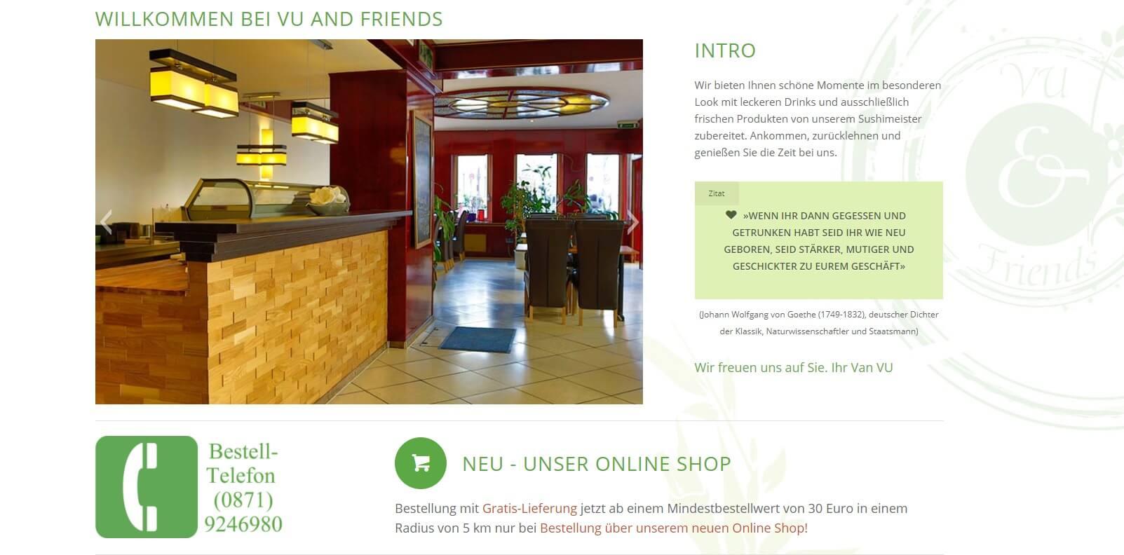 Image of VU & Friends in Landshut