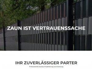 Bild zum Artikel: Professionelle Zaungestaltung im Raum Wesel: Prinz Zaunbau in Kamp-Lintfort