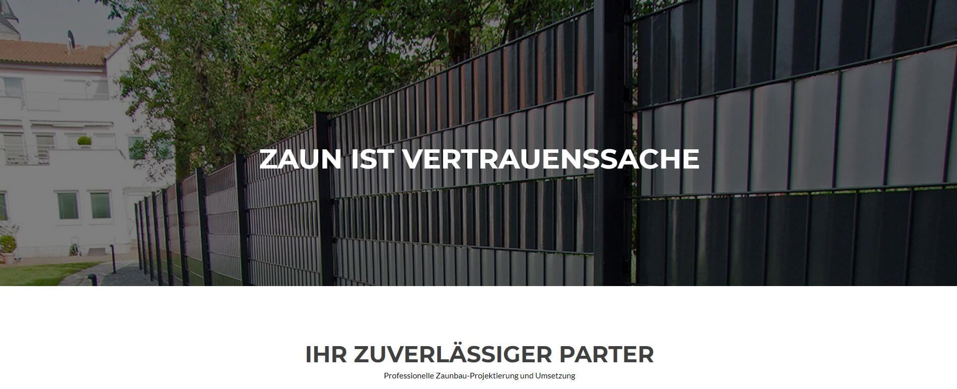 Image of Professionelle Zaungestaltung im Raum Wesel: Prinz Zaunbau in Kamp-Lintfort