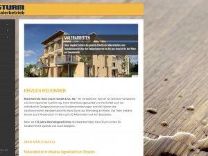 Bild zum Artikel: Hans Sturm GmbH + Co KG: Malerbetrieb in Rheinberg