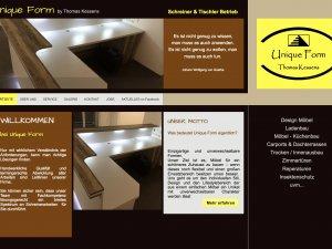 Bild zum Artikel: Unique Form Schreiner – Tischlerbetrieb in Alpen