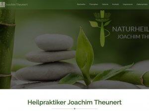 Bild zum Artikel: Ganzheitliche Naturheilpraxis in Nürnberg: Heilpraktiker Joachim Theunert