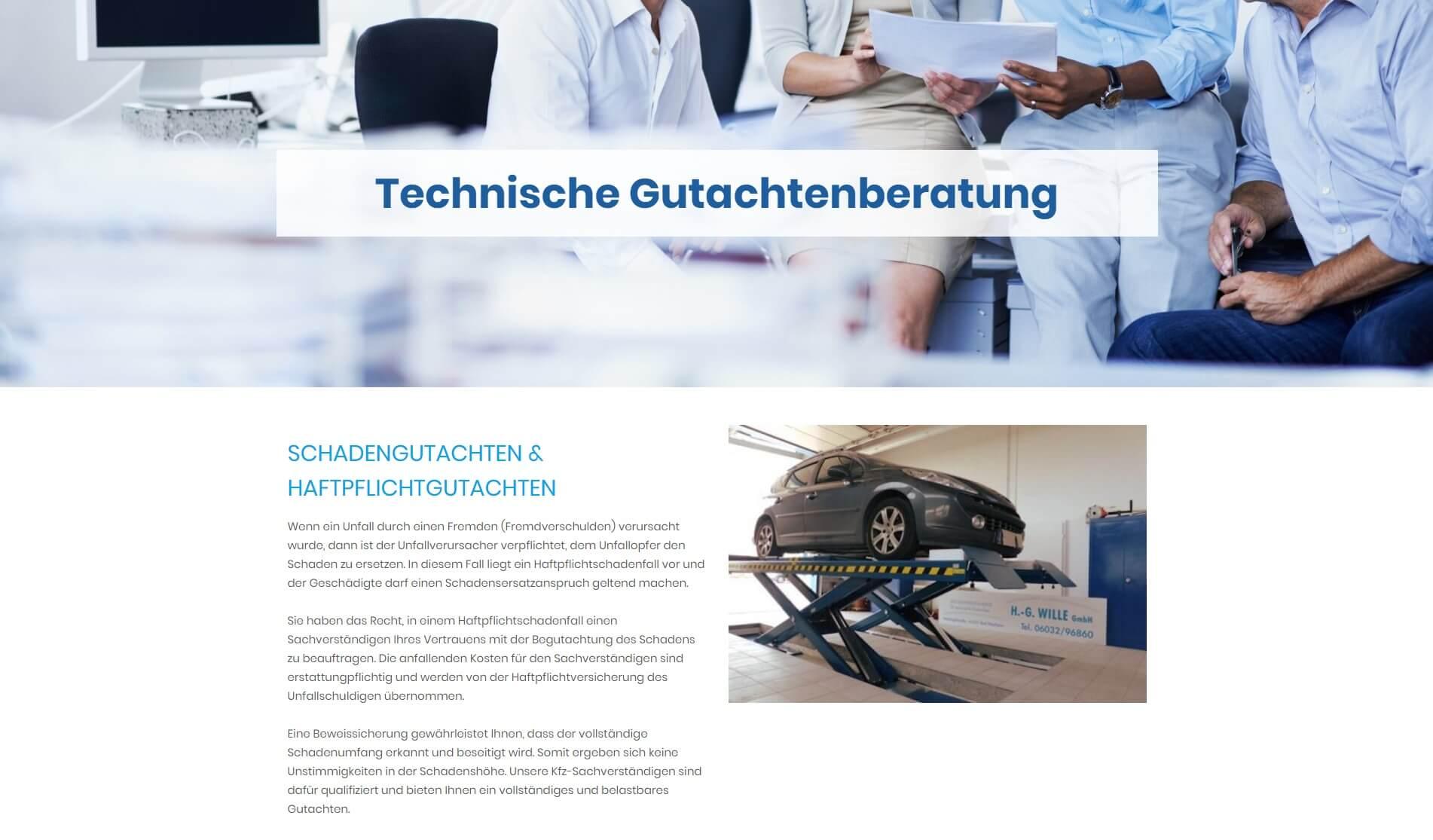 Image of KFZ-Sachverständige für technische Gutachten H.-G. WILLE GmbH