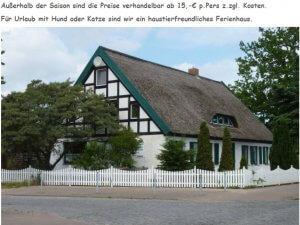 Bild zum Artikel: Landhaus Ponader in Zinnowitz