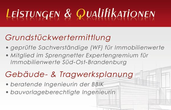 Image of Immobilien- und Grundstücksbewertungen: Sachverständigen- und Ingenieurbüro Dipl.-Ing. Marion Rosinus in Königs Wusterhausen